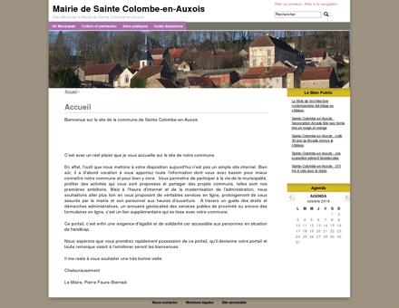 services Sainte Colombe