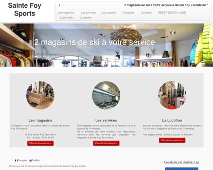 services Sainte Foy