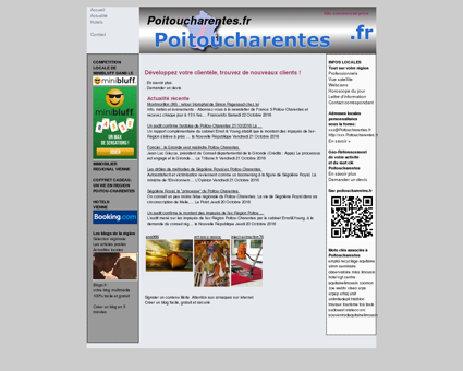 services Poitou Charentes