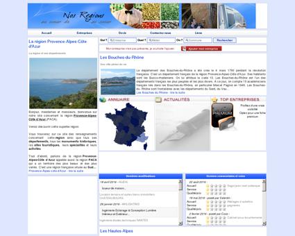 services Provence Alpes Cote D'azur