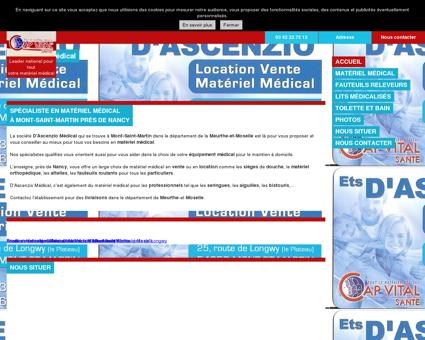 services Meurthe Et Moselle