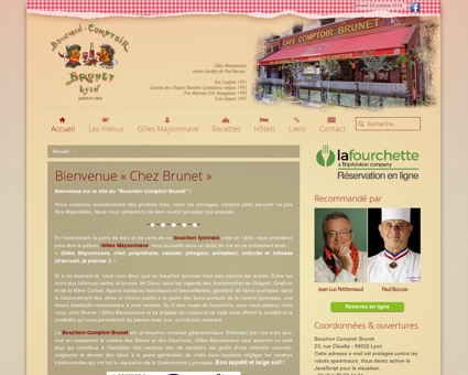 restaurant brunet