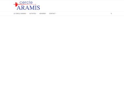 cercle aramis