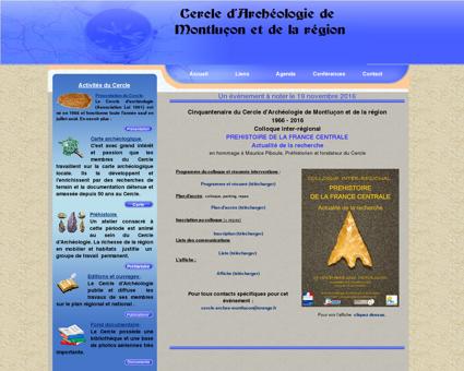 cercle d archeologie de montlucon et de la region