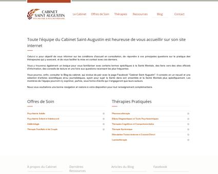 services Saint Augustin