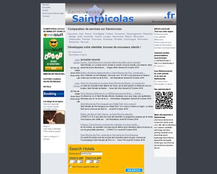 services Saint Nicolas
