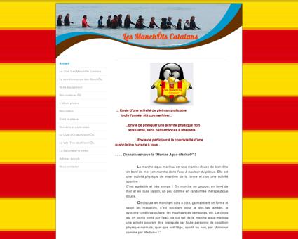 association les manchots catalans