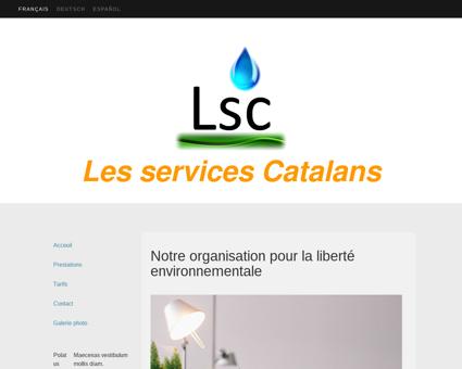 les services catalans