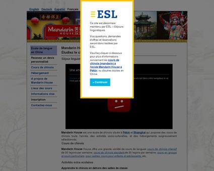 esl education sa