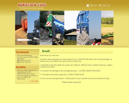 sarl agristock 2000
