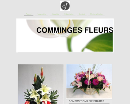 comminges fleurs