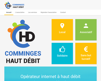 comminges haut debit
