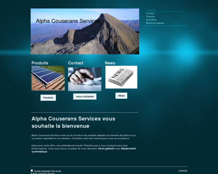 alpha couserans services