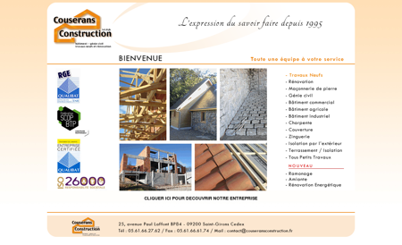 scop couserans construction
