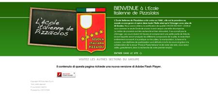 pizza new spa