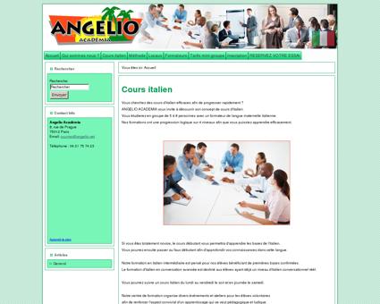 angelio academia