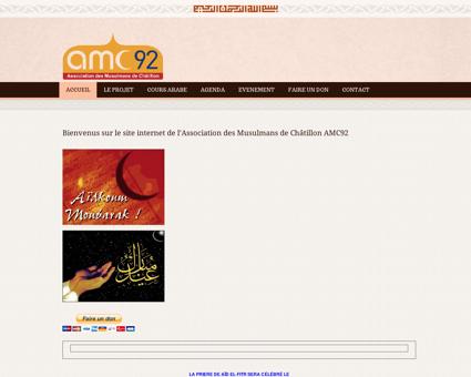 association des musulmans de châtillon