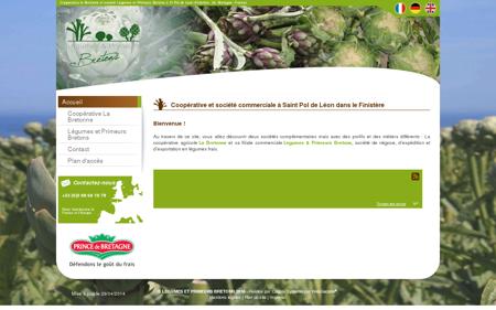 legumes et primeurs bretons