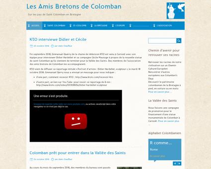 les amis bretons de colomban