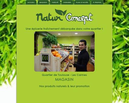 natur concept