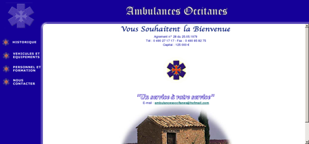 ambulances occitanes