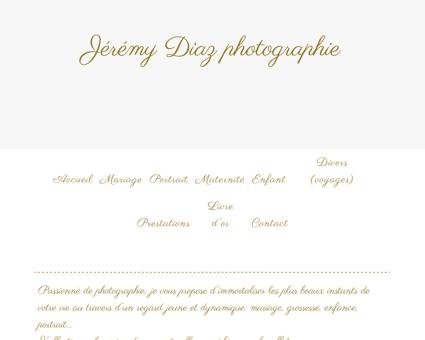 jeremy diaz photographie