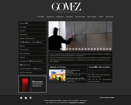gomez carrelages