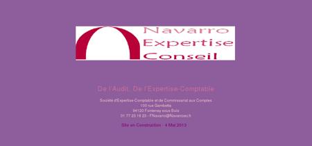 navarro expertise conseil
