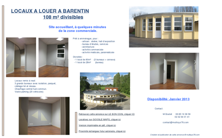 services Barentin
