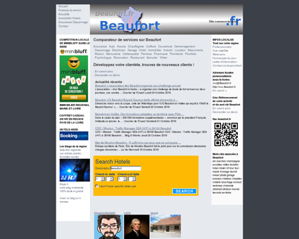 services Beaufort