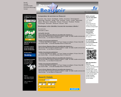 services Beauvoir
