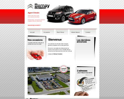 services Bernay