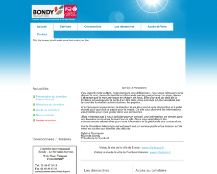 services Bondy