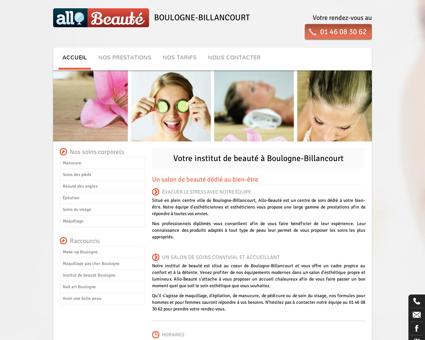 services Boulogne