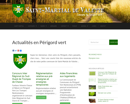 services Saint Martial