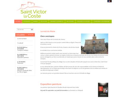 services Saint Victor