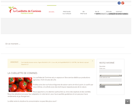 services Comines