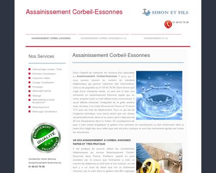 services Corbeil