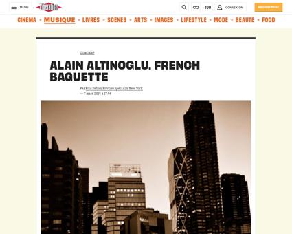 Alain altinoglu french baguette 985343 Alain