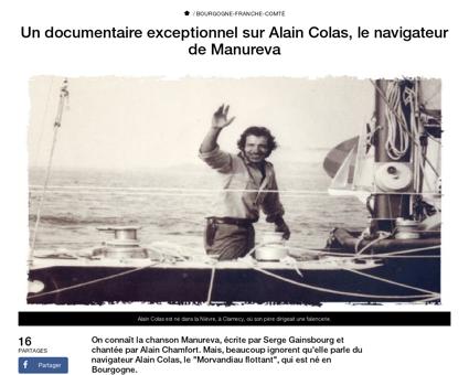 Un documentaire exceptionnel sur alain c Alain
