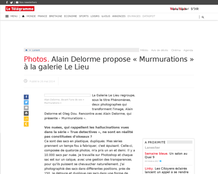 Emission service public les ados transfo Alain