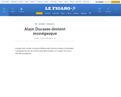 chateauxhotels.com Alain