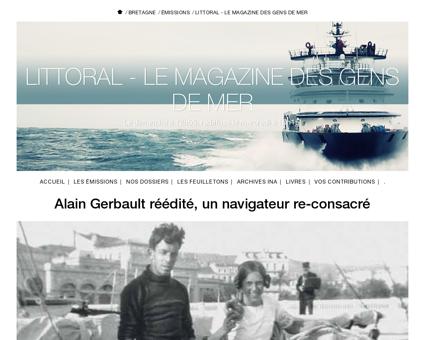 Alain gerbault reedite Alain