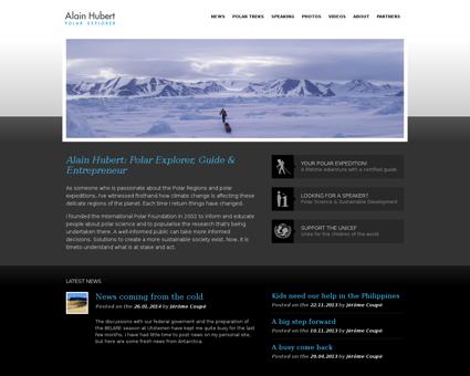 alainhubert.com Alain