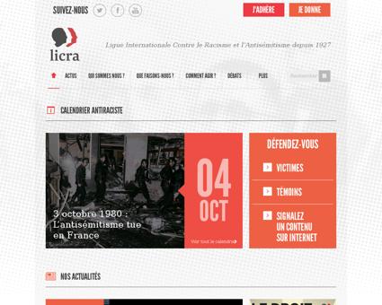 licra.org Alain