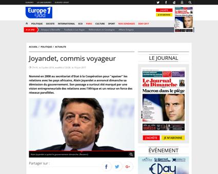 Alain JOYANDET