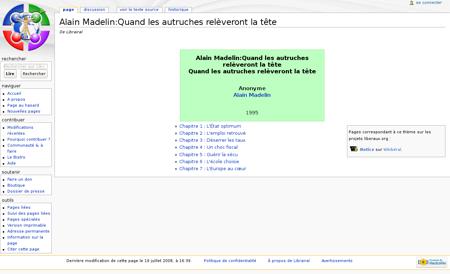 Alain Madelin:Quand les autruches rel%C3 Alain