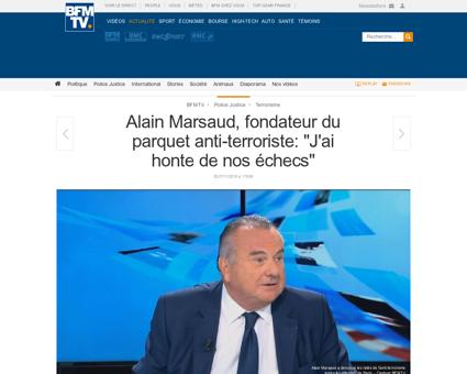 Alain MARSAUD