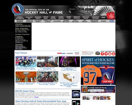 legendsofhockey.net Alain