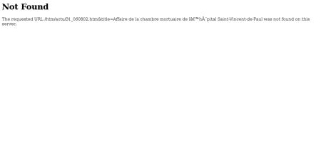 31 060802&title=Affaire%20de%20la%20cham Alain